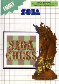 Обложка Sega Chess