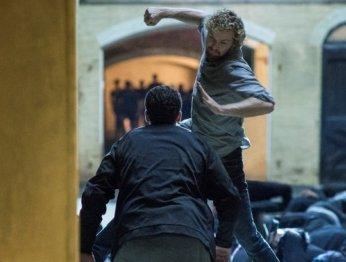 Почему драки в «Железном кулаке» сняты настолько плохо?