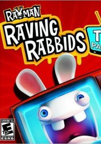 Обложка Rayman Raving Rabbids TV Party