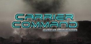 Carrier Command: Gaea Mission. Видео #1