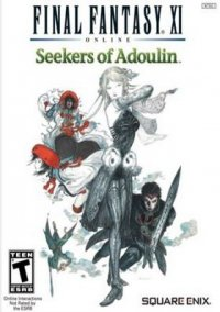 Обложка Final Fantasy XI: Seekers of Adoulin