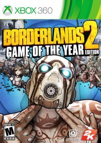 Обложка Borderlands 2: Game of the Year