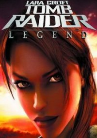 Обложка Tomb Raider: Legend