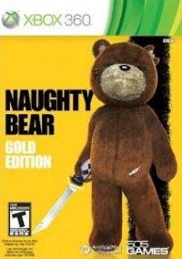 Обложка Naughty Bear Gold Edition