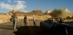 Final Fantasy XV. Представление персонажей