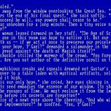 Скриншот Beyond Zork: The Coconut of Quendo