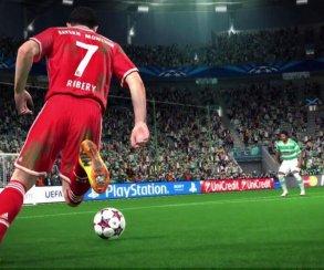 Pro Evolution Soccer дебютирует на PS4 в этом году