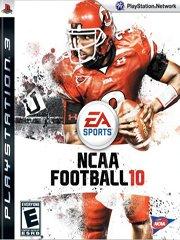 Обложка NCAA Football 10