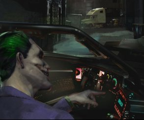 Новые концепт-арты «Отряда самоубийц» с  Джокером за рулем Бэтмобиля