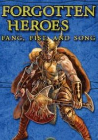 Обложка Forgotten Heroes