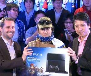 Knack возглавила японские чарты вместе с запуском PS4