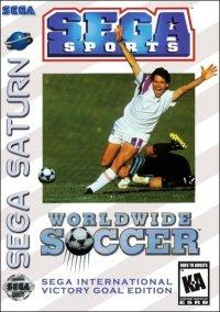 Обложка Worldwide Soccer: Sega International Victory Goal Edition