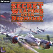Secret Weapons Over Normandy – фото обложки игры