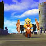 Скриншот Chocobo Racing 3D – Изображение 2
