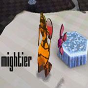 Обложка Mightier