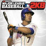Обложка Major League Baseball 2K8