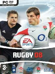 Обложка Rugby 08