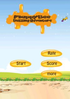 Flappy Bee Buzzing Adventure Paid