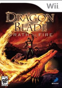 Обложка Dragon Blade: Wrath of Fire