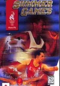 Обложка Olympic Summer Games: Atlanta 1996