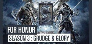 For Honor. Трейлер к старту 3 сезона