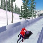 Скриншот Winter Challenge 2008 – Изображение 1