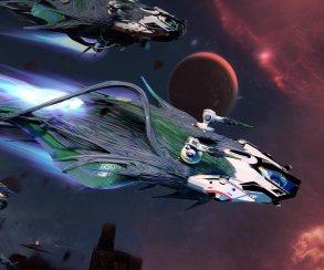 ВStar Conflict запустили обновление кодню космонавтики