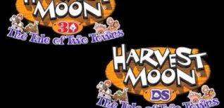Harvest Moon: The Tale of Two Towns. Видео #1