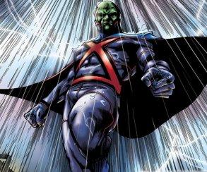Новым персонажем в Injustice: Gods Among Us станет Марсианский Охотник