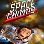 Обложка Space Chimps