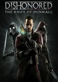 Обложка Dishonored: The Knife of Dunwall