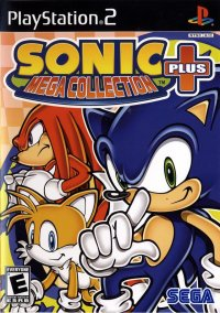 Обложка Sonic Mega Collection Plus