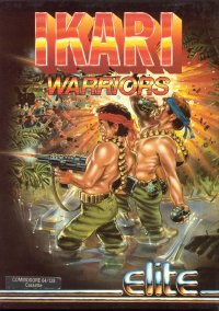 Обложка Ikari Warriors