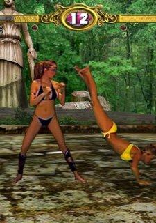 Bikini Karate Babes: Warriors of Elysia