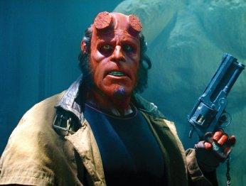 Дель Торо просит фанатов убедить его снимать «Хеллбоя 3»