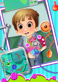 Tummy Doctor – фото обложки игры