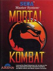 Mortal Kombat – фото обложки игры