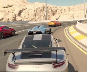 Forza Motorsport 7 иPorshe 911 наконференции Microsoft наE3 2017