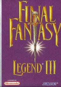 Обложка Final Fantasy Legend III