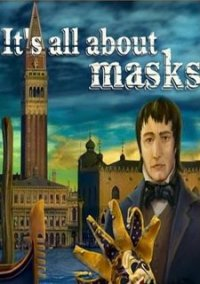 Обложка It's all about masks