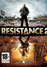 Обложка Resistance 2
