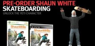 Shaun White Skateboarding. Видео #3