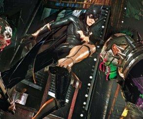 DLC Batgirl: A Matter of Family для Arkham Knight пока не выйдет на PC