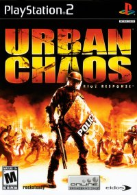 Обложка Urban Chaos: Riot Response