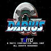 Обложка G-Darius