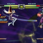 Скриншот Tatsunoko vs. Capcom: Ultimate All-Stars – Изображение 9