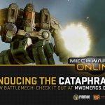 Скриншот MechWarrior Online – Изображение 1