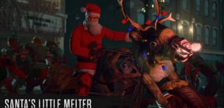 Dead Rising 4. Рождественский DLC Stocking Stuffer Holiday Pack