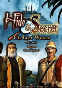 Обложка Hide and Secret: The Lost World