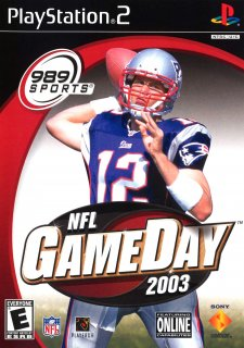 NFL GameDay 2003